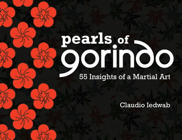 Pearls of Gorindo book cover ©2012 Image by Claudio Iedwab www.gorindo.com