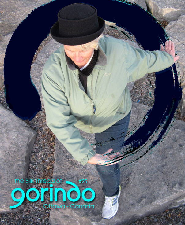 Roxanne Standefer - Air Enso<br />©2012 Photo by Claudio Iedwab