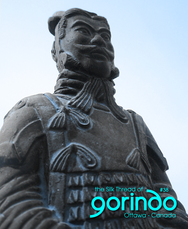 Terracotta Warrior<br />©2014 Photo by Claudio Iedwab