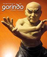 Magazine Silk Thread of Gorindo
