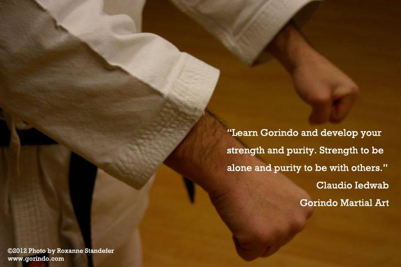 Pearls of Gorindo 'learn Gorindo' by Claudio Iedwab ©2012 Photo by Roxanne Standefer www.gorindo.com